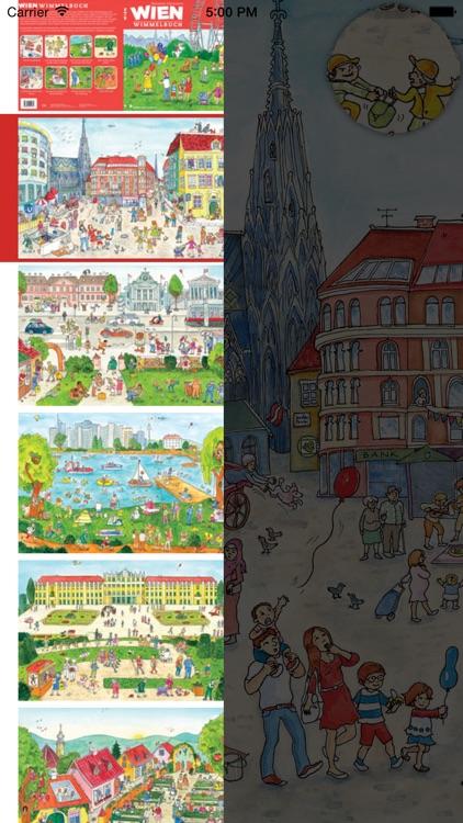 Vienna Wimmelbook App screenshot-3