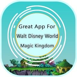 Great App To Walt Disney World Magic Kingdom