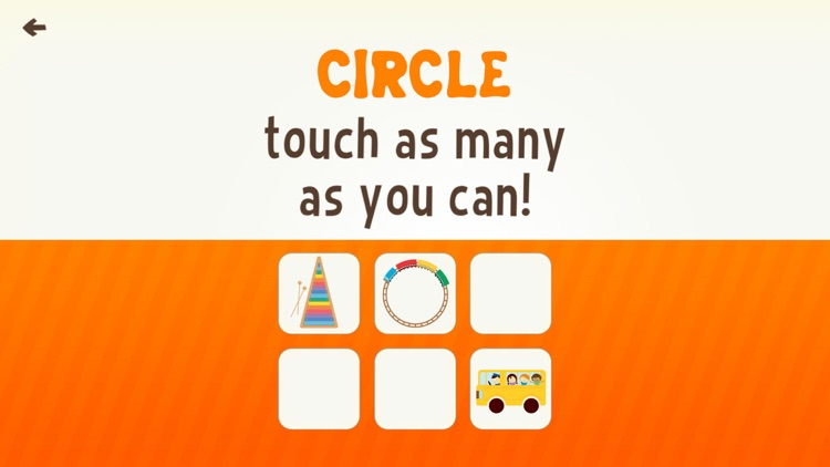 Toddler Learning Games Ask Me Shape Games for Free
