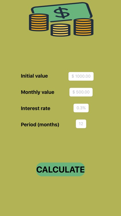 Compound interest savers screenshot-0