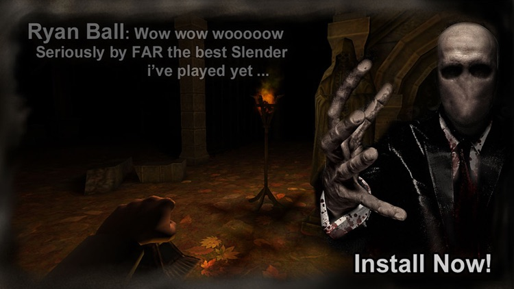 Slender Man Origins Lite: Intense survival horror screenshot-4