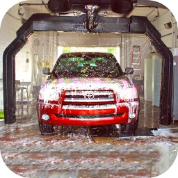 Auto Car Wash Service Station