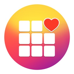 Likes Pano & Grid Post for Instagram Followers