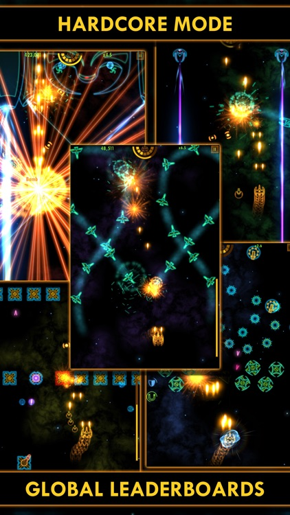 Plasma Sky - a rad retro arcade space shooter screenshot-4