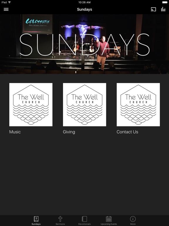 The Well Church Lakewood screenshot 4
