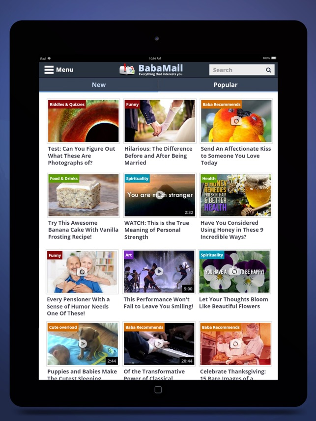 babamail on the app store
