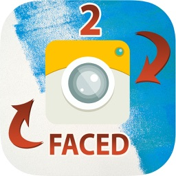 2Faced - Face Swap Booth