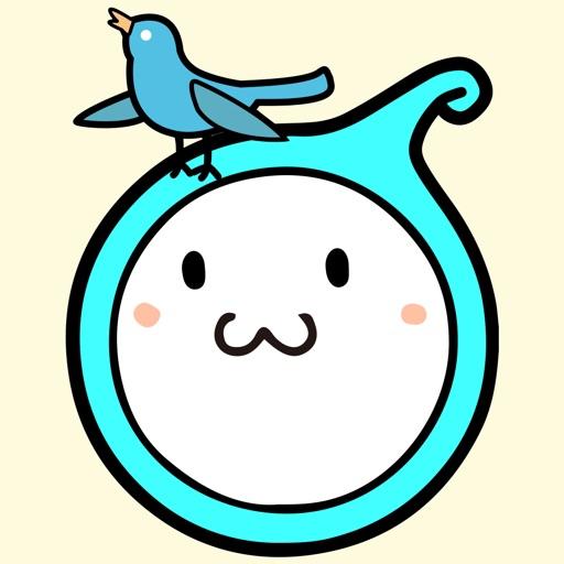 Kaomoji-kun for Twitter Emoticon,Textpicture