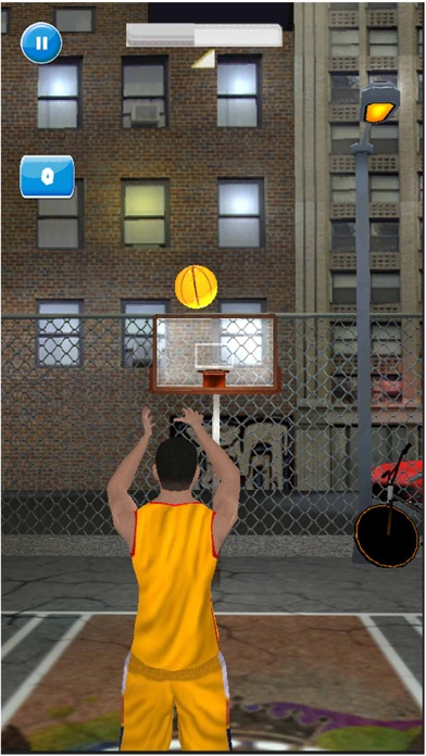 Real Bassketball Pro 3D screenshot four
