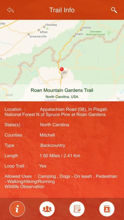 North Carolina State Parks & Trails screenshot-3