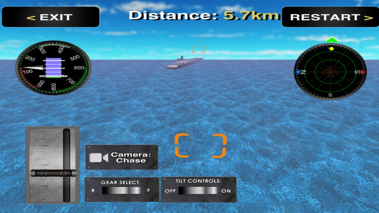 Flight Sim-ulator 3D: Fly Air-Plane 2