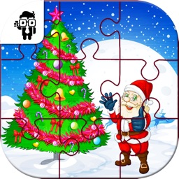 Christmas Tree Jigsaw Puzzles Extreme