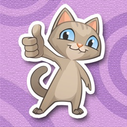 Zozo Cat Stickers