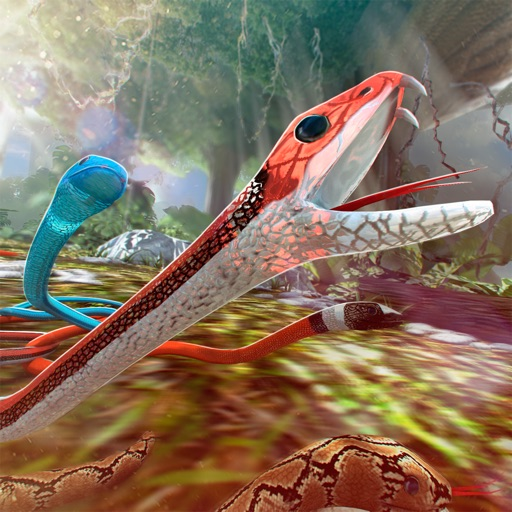 Slither Racing Snakes: Гонка змей