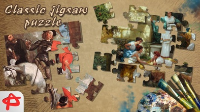 Greatest Artists: Jigsaw Puzzle screenshot 9