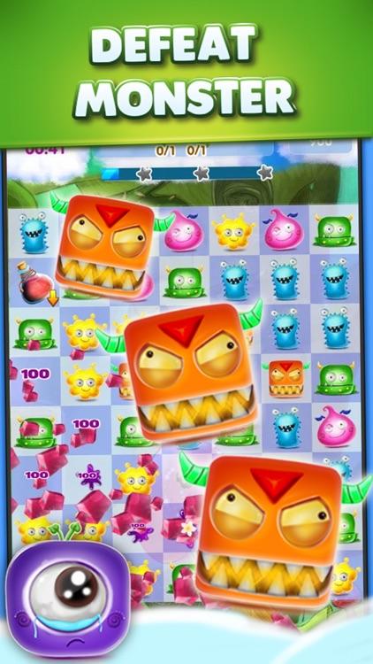 Fruit Candy Monsters Juice screenshot-3