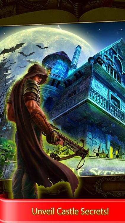 Castle Secrets: Hidden Object screenshot-0
