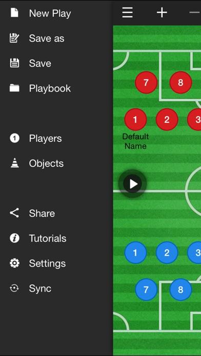 Screenshot for Fútbol Entrenador in Chile App Store