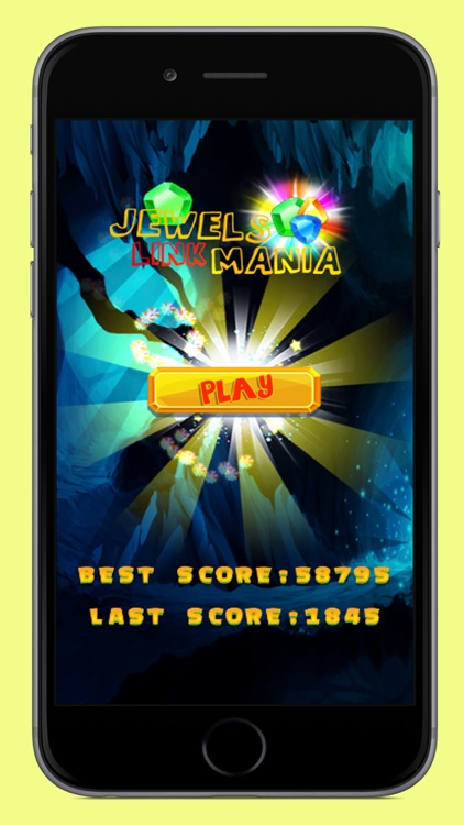 Jewel Link Mania screenshot-0