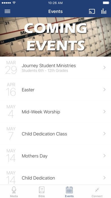 Journey Church San Antonio screenshot 2