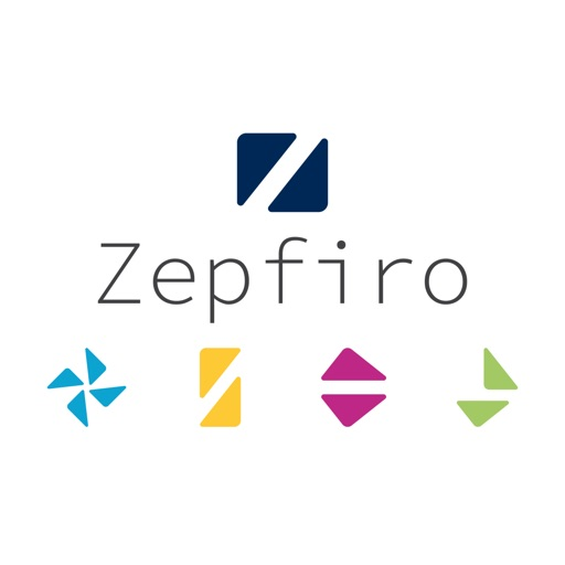 Zepfiro Stickers