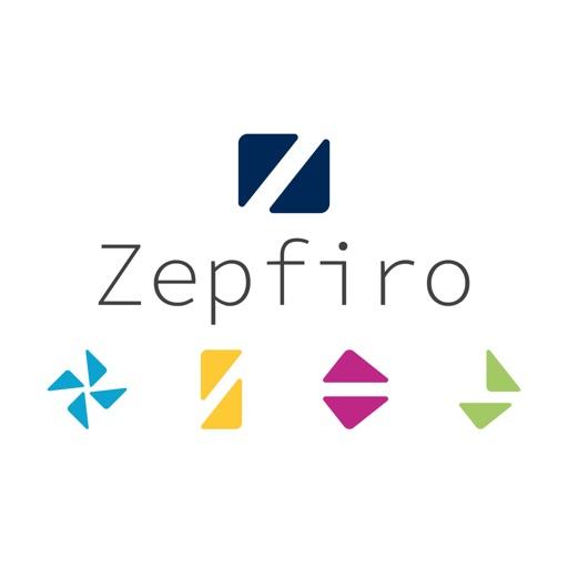 Zepfiro Stickers