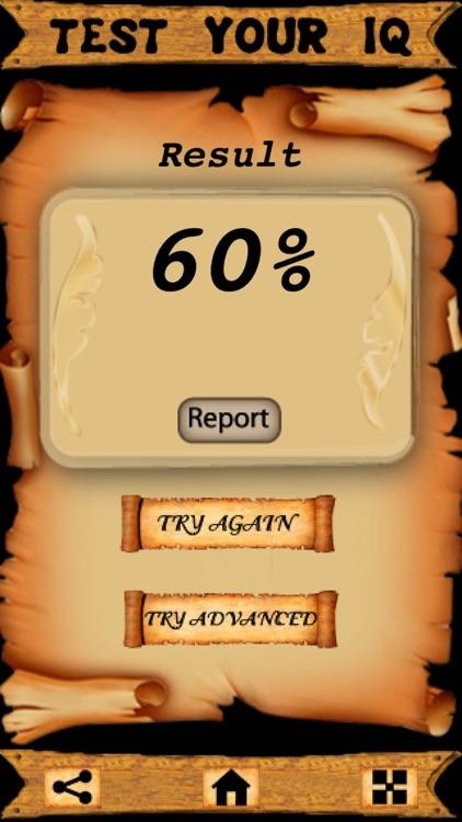 Test Your IQ - Best Free IQ Tester screenshot-3