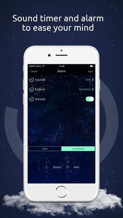 White Noise: Sleep Sounds & Meditation Relax Tunes screenshot three