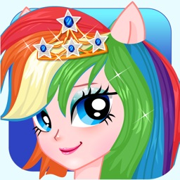 Pony Friendship 2 - Magic Dress Up Games For Girls