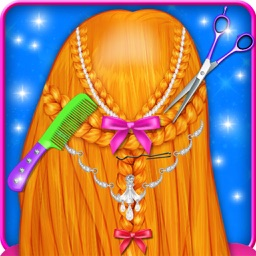 Braided Hairstyles Girls Games