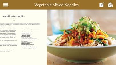 Korean Cookbook screenshot three