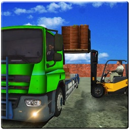 Truck Simulator Pro: Fruits Delivery- Forklift Sim