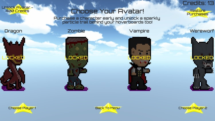 Twin Hoverboards 2