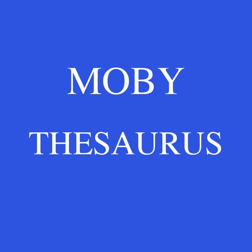 Moby Thesaurus