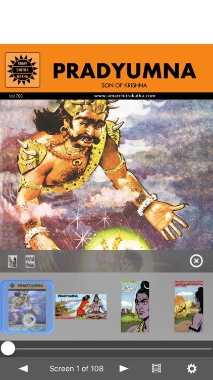 Pradyumna - Amar Chitra Katha Comics