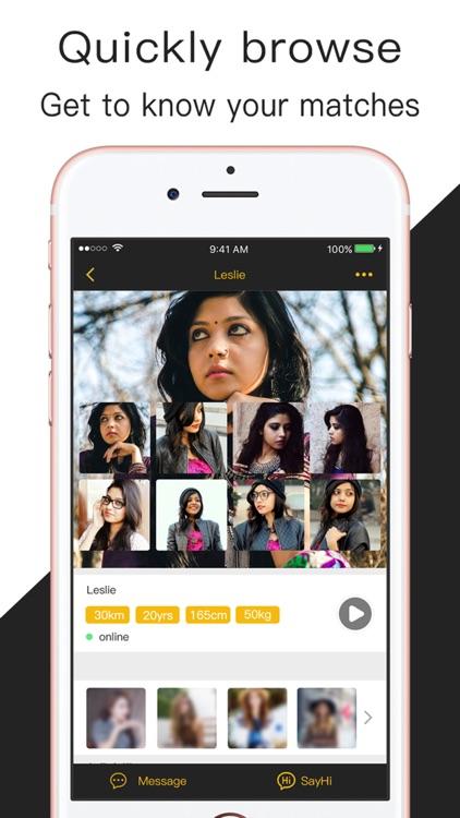 Indian girl meet app
