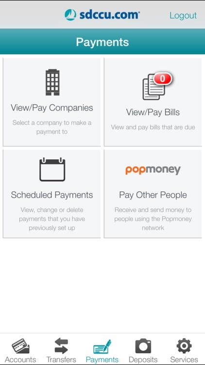 SDCCU Mobile Banking screenshot-3