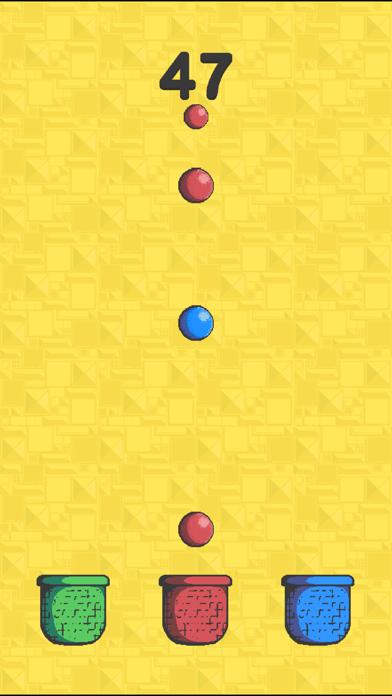 Catch a Color Deluxe Ball Drop screenshot 1