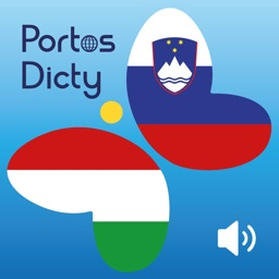 PortosDicty useful Hungarian Slovenian phrases with native speaker audio /Uporabne madžarsko slovenske fraze