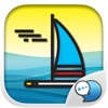 Accessory Holiday Summer Time Sticker for iMessage