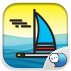 Accessory Holiday Summer Time Sticker for iMessage icon