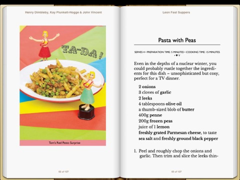 Little Leon Fast Suppers By Restaurants Ltd On IBooks
