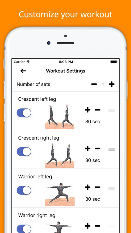 Stretch & Yoga Workouts PRO screenshot-4