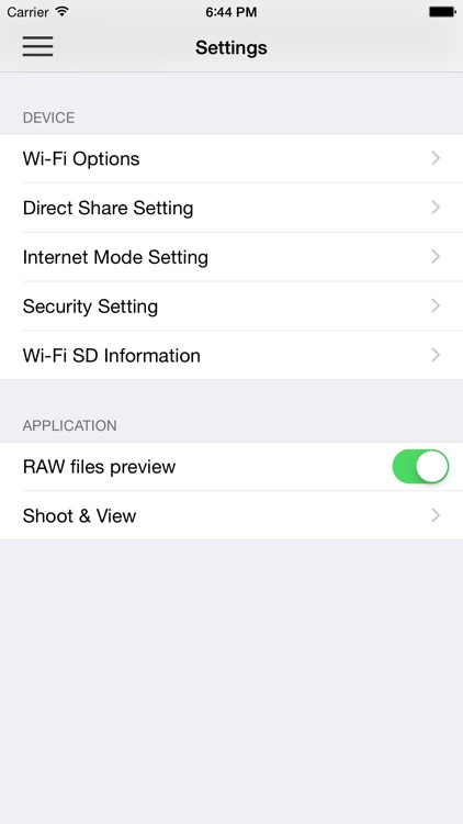 Wi-Fi SD screenshot-4
