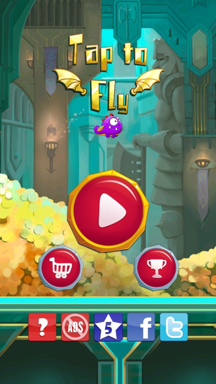 Tap to Fly: Dragons screenshot-3