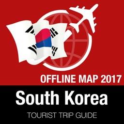 South Korea Tourist Guide + Offline Map
