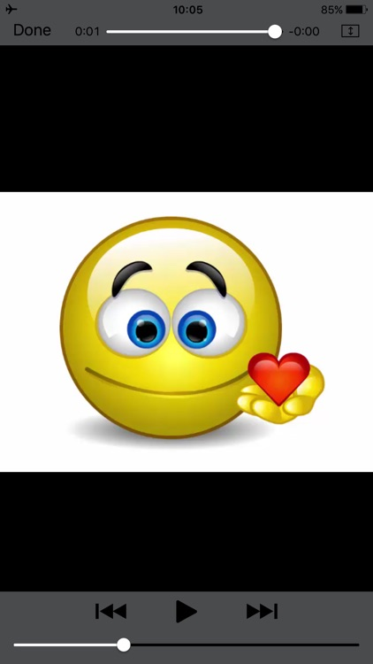Talking Emoji & Speaking Emoticons Icons Pro screenshot-4