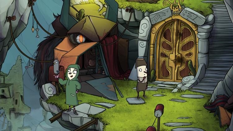The Inner World 2 screenshot-3
