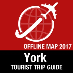 York Tourist Guide + Offline Map