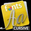 macFonts Cursive